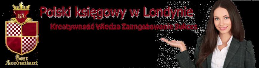 Polskie biuro księgowe. Polski księgowy Londyn.